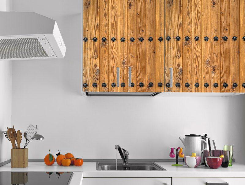 טפט לארונות מטבח | טפט רהיטים | לוחות עץ