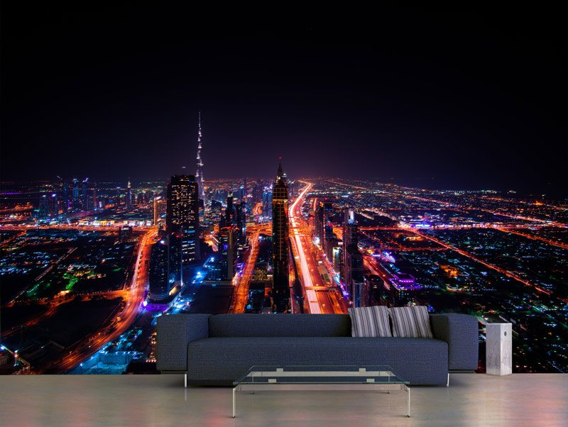 טפט | לילה בעיר הגדולה
